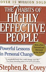 (THE 7 HABITS OF HIGHLY EFFECTIVE PEOPLE: POWERFUL LESSONS IN PERSONAL CHANGE (REV)) BY COVEY, STEPHEN R.(AUTHOR)Hardcover Nov-2004