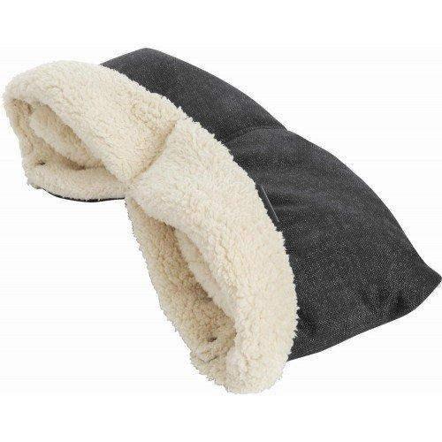 Maxi-Cosi 1868710110 Handwärmer/Handschuhe für Kinderwagen, schwarz