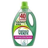 Lessive Liquide Fraîcheur d'été 2,4 litres