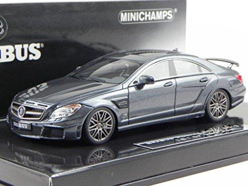 mercedes-c219-cls-brabus-rocket-800-sw-modellauto-minichampsresin-143