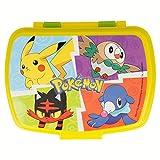 Générique - Boite a gouter Pokemon - Goûter Enfant École Rentrée - 746