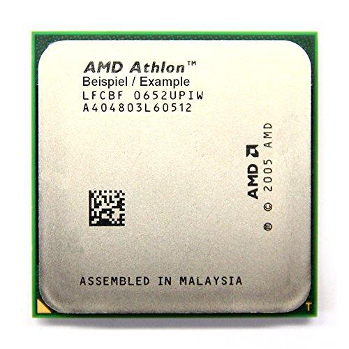 AMD Athlon X2 4450B 2.3GHz/1MB Dual Core Sockel/Socket AM2 ADH445BIAA5DO PC-CPU (Generalüberholt)