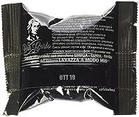 Caffè Borbone miscela nera è la miscela giusta per palati che preferiscono apprezzare, oltre all'aroma, anche la cremosità del caffè in tazza. A rendere eccellente tale miscela per gusto, aroma e cremosità contribuiscono sia il perfetto dosag...