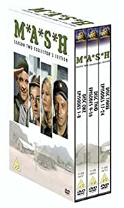 M*A*S*H - Season 2 (Collector's Edition) [DVD] [1973]