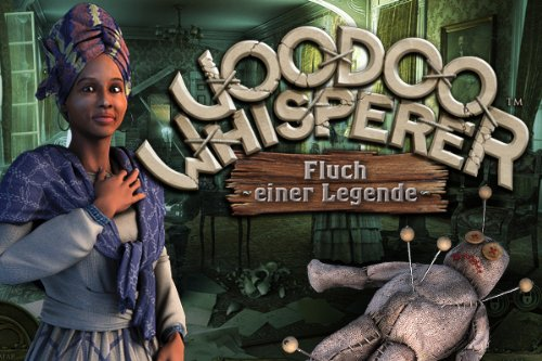 Voodoo Whisperer Fluch einer Legende