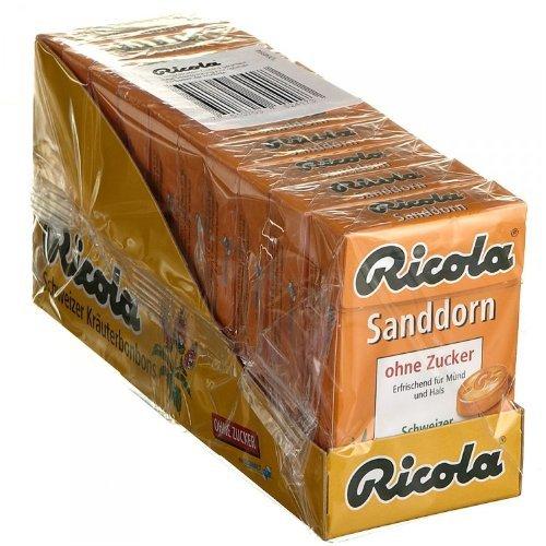 ricola-sanddorn-10x50g