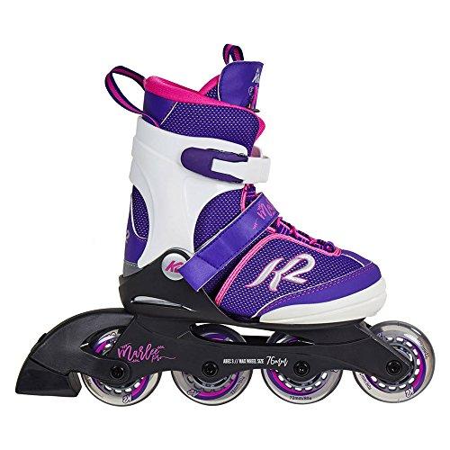 K2 Mädchen Inline Skate Marlee Pro, mehrfarbig, M, 30B0204.1.1.M