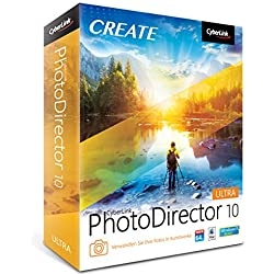 CyberLink PhotoDirector 10 Ultra , PC , MAC