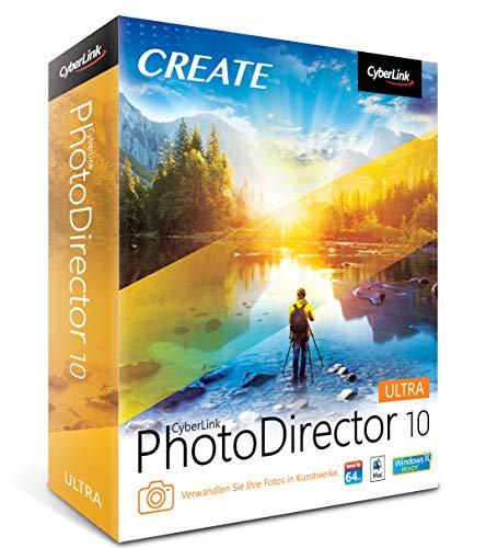 CyberLink PhotoDirector 10 Ultra , PC , MAC