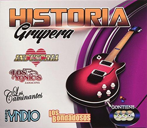 Historia Grupera