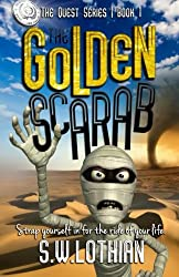 The Golden Scarab: The Quest Series: Volume 1