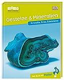 memo Wissen entdecken. Gesteine & Mineralien: Kristalle, Erze, Edelsteine. Das Buch mit Poster! -
