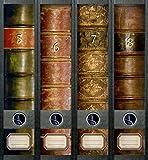 File Art AJ312 Design Etiketten Ordnerrückenschilder