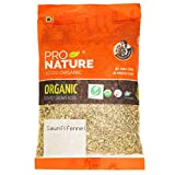 #7: Pro Nature 100% Organic Saunf (Fennel), 250g