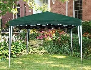 pavillon leicht aufzurichten 3 m x 3 m f r garten und terrasse einfach zu. Black Bedroom Furniture Sets. Home Design Ideas