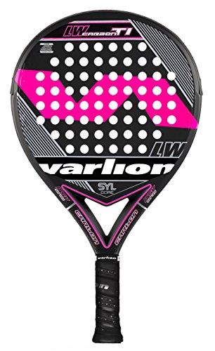 Varlion-LW-Carbon-Ti-SYL-Pala-de-pdel-unisex-color-rosa