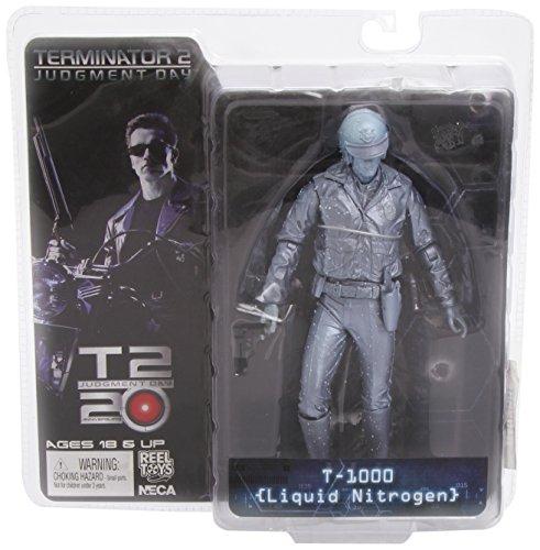 NECA Figura Terminator T1000 Niitrógeno Líquido (18 cm) 1