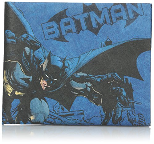Image of Dynomighty Mighty Tyvek Wallet - DC Comic, Batman in Action - Water, Stain & Tear Resistant