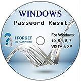✅ Disco di reimpostazione password di Windows. Rimozione della password di Windows dimenticata su Windows 10, 8, 7, Vista, XP
