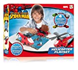Spiderman-550728-Mini-Spielset-Helicopter
