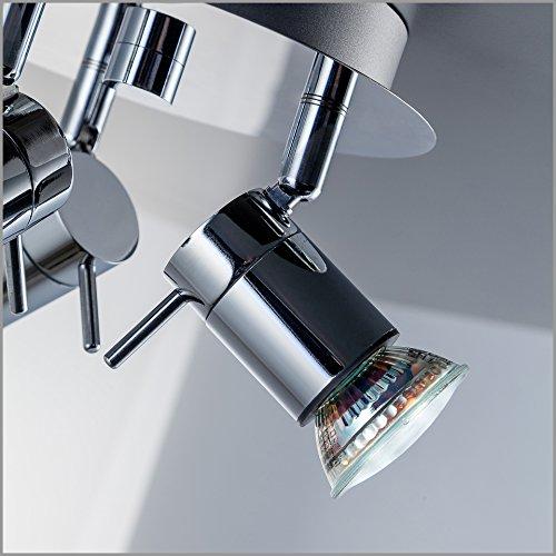 Led lampe applique de plafond salle de bain salle de bain for Plafonnier spot led salle de bain