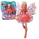 Winx Club - Butterflix Fairy Puppe - Fee Stella magisches Gewand