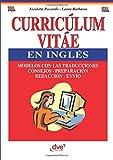 El curriculum vítae en inglés
