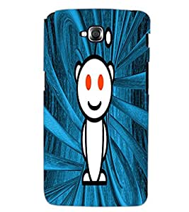 LG G PRO LITE CARTOON Back Cover by PRINTSWAG