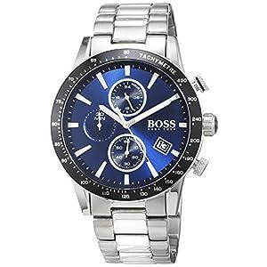 Boss 32002923 – Reloj analógico de cuarzo para hombre, acero inoxidable