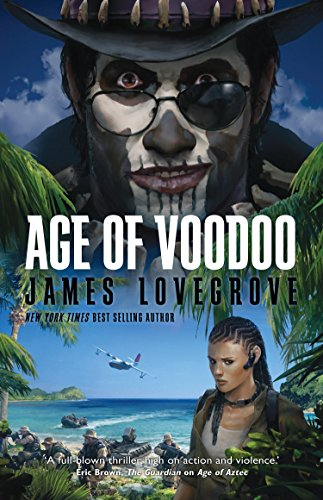 Age of Voodoo (Pantheon Book 5) (English Edition)