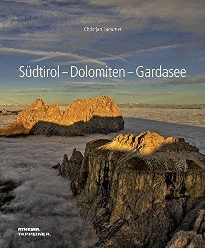 Südtirol. Dolomiten. Gardasee por Christjan Ladurner