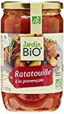 Jardin Bio Ratatouille 650 g - Lot de 3