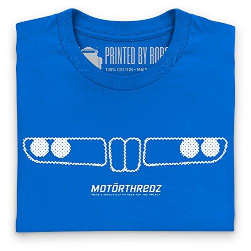 General Tee Famous Faces - Bimmer E21 T-Shirt, Herren Royalblau