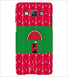 PrintDhaba Funny Image D-3770 Back Case Cover for SAMSUNG GALAXY A5 (Multi-Coloured)