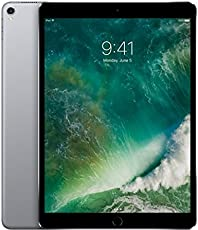 Apple iPad Pro MPGH2HN/A Tablet (10.5 inch, 512GB, Wi-Fi Only), Space Grey