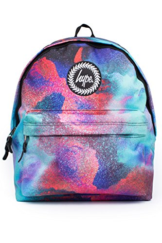 Hype Hombre Pinturas Logo Backpack, Multicolor, One Size