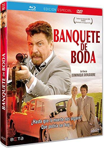 Die Bluthochzeit (BANQUETE DE BODA (BLU-RAY+DVD), Spanien Import, siehe Details für Sprachen)