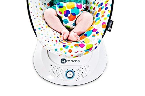 4moms Rockaroo Hamaca bebe multicolor - 5