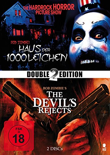 Haus der 1000 Leichen & The Devils Rejects (Double2Edition) [2 DVDs]