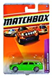 Mattel Year 2009 Matchbox MBX Sports Cars Series 1:64 Scale Die Cast Car #9 - Green Real-Wheel Drive Station Wagon DODGE MAGNUM (R4960) by Matchbox