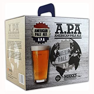Youngs American Pale Ale APA Home Brew Beer Kit - Makes 40 Pints!