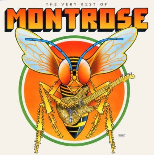 The Very Best of - Montrose-cd