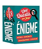 Une Question par jour Enigme 2019