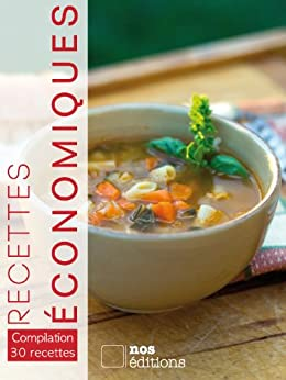 Recettes économiques (Compilation 30 recettes t. 2) par [Odouard, Anne Cécile, Odouard, Jérôme]