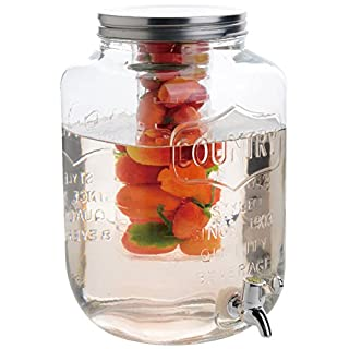 Anitex Drinks Dispenser 22x22x43 cm transparent
