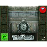Pirates of the Caribbean - Die Piraten-Quadrologie (Limitierte Collector's Edition Schatztruhe inkl. Soundtrack) [Blu-ray]