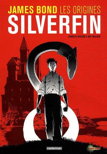 James Bond les origines : Silverfin par Charlie Higson, Kev Walker