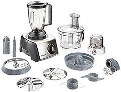 Idea Regalo - Bosch MCM68861 Robot da Cucina Compatto, 1250W
