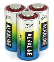 Lot de 20 piles alcalines 4LR44 Équivalent 4G13/L1325/A544/476A 6 V