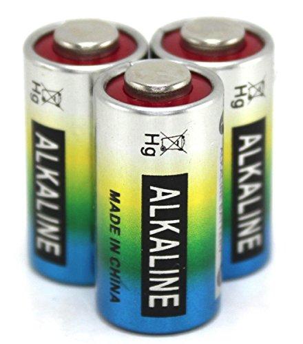 Lot de 9 Piles alcalines 4LR44